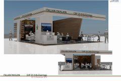 progetto padiglione italia cop 19 madrid 2